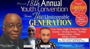LMDM: National Youth Convention 2017