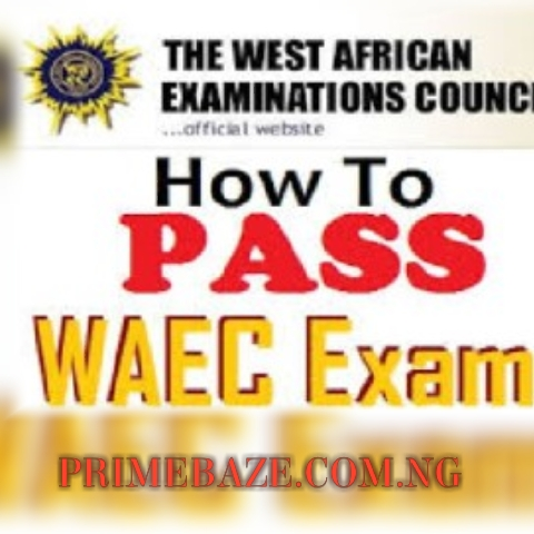 WAEC 2018 Exam Runs