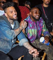 Chris Brown And Davido Are Set To Release New Song