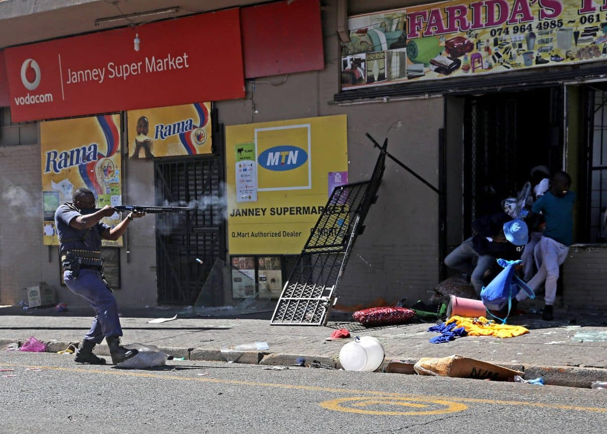 Xenophobia In South Africa: No Nigerian Was Killed