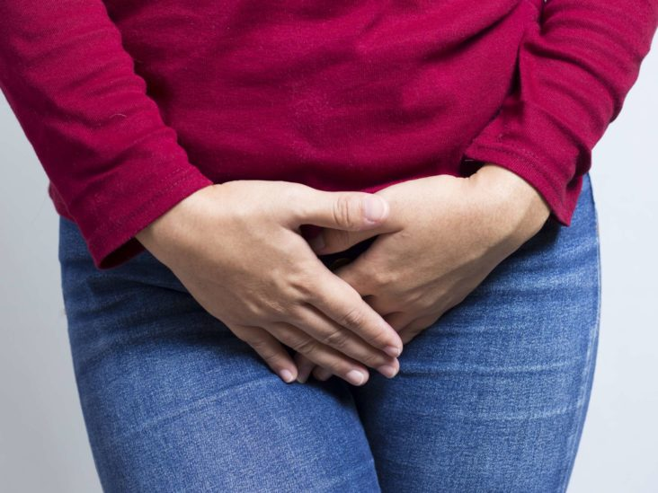 What causes dyspareunia, or painful intercourse?