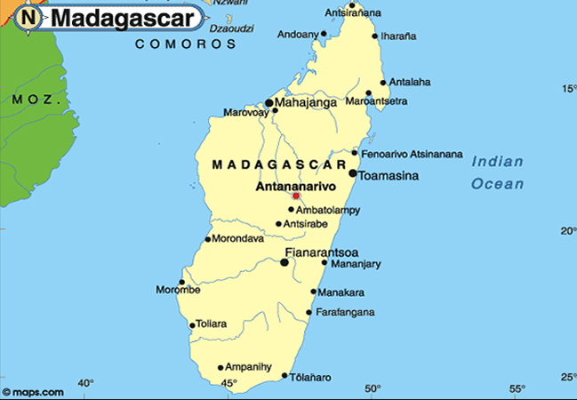 Covid-19:Madagascar Announces First Death