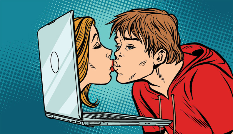 Virtual Dating; What It Entails